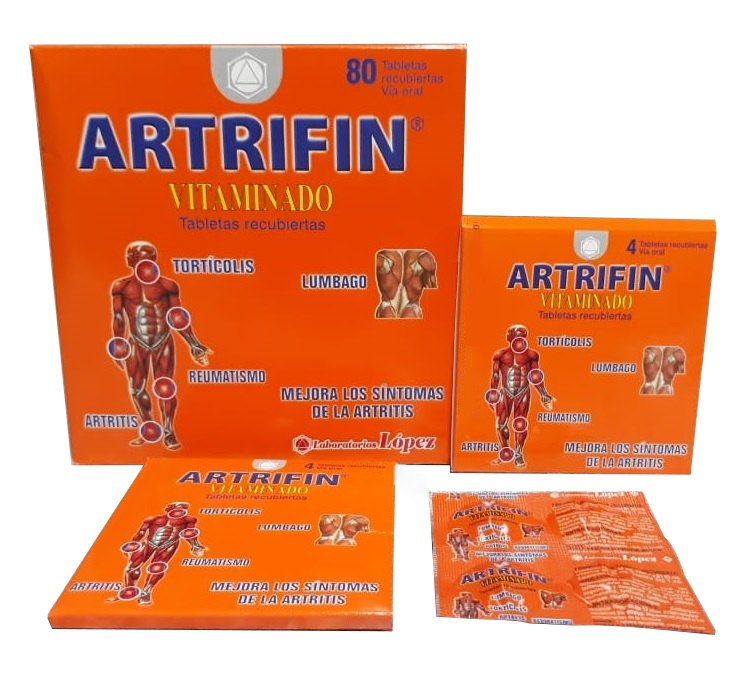 ARTRIFIN VITAMINADO FOR JOINT PAINS